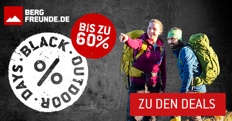 bergfreunde.de Black Friday 2019