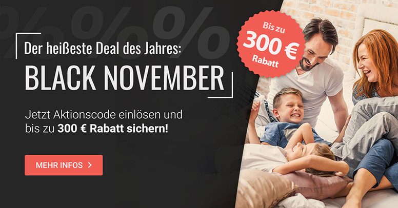 Betten.de Black Friday 2019
