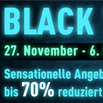 Erhalte bis zu 70% Preisnachlass mit den Black Week Angeboten bei Betten Prinz