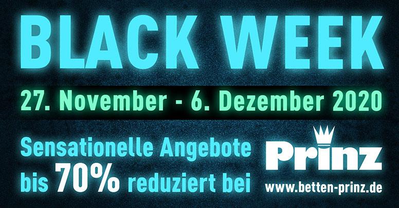 Betten Prinz Black Friday 2020