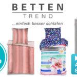 Jetzt Angebot sichern – 30% Rabatt auf Bettwäsche im Store von Betten Trend!