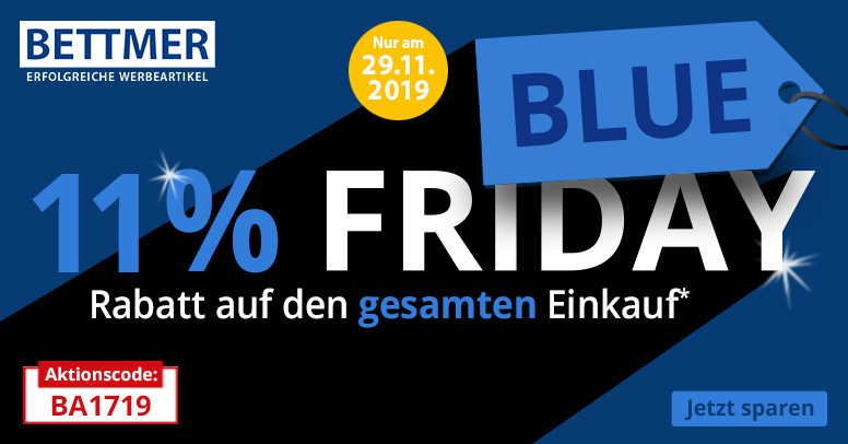 Bettmer Black Friday 2019