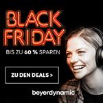 Spare jetzt bis zu 60% mit den Black Friday Deals bei byerdynamic