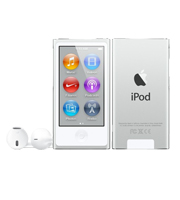 APPLE iPOD Nano 16 GB silber