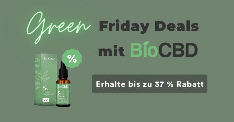 BioCBD Black Friday 2020