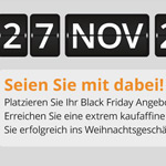 Händler aufgepasst: Reichen Sie jetzt kostenlos Ihren Black Friday Deal ein!