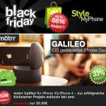 """Black Friday 2013 bei StyleMyPhone: Kickstarter Projekt """"Galileo"""" für 99,90 Euro statt 149,90 Euro"""