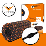Spare über 60 € beim Kauf der blackroll-orange VYPER + SPIbelt Set in der ORANGE-BOX