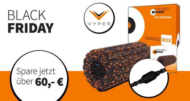 blackroll orange Black Friday 2017
