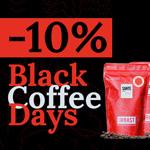 Black Coffee Days bei Blanko Roast mit 10% Rabatt auf alle Kaffees