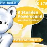 ION BlockRocker für 178,90,- bei arktis.de