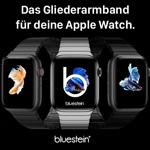 Das Gliederarmband von bluestein für deine Apple Watch jetzt 15% günstiger