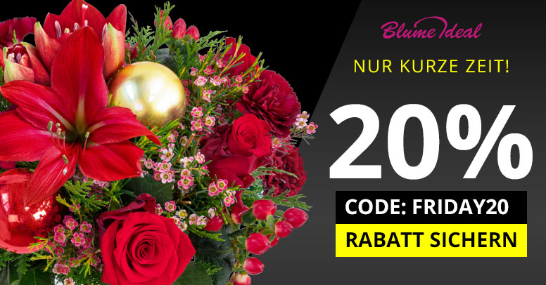 Blume Ideal Black Friday 2020