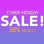 Cyber Monday Sale bei Bodylab24 – Jetzt 30% Rabatt auf Sportnahrung und mehr!