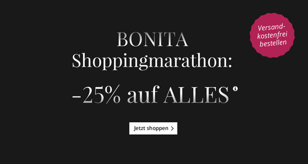 Bonita Shoppingmarathon 2017