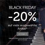 Black Friday bei bonprix – 20% Rabatt auf viele ausgewählte Artikel