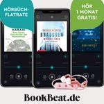 Einen Monat kostenlos Hörbücher hören mit BookBeat!