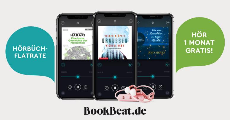 BookBeat Black Friday 2019
