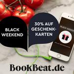 30% auf Geschenkkarten! BookBeat – Deine Hörbuch-Flatrate