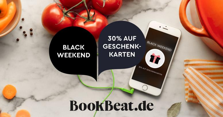 BookBeat Black Weekend 2019