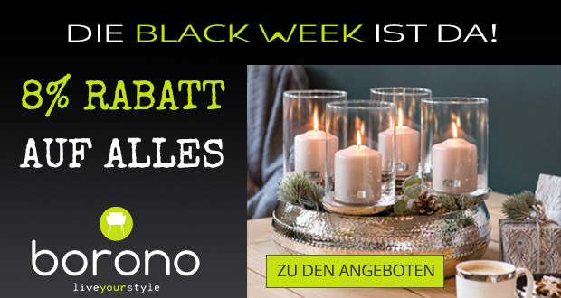 borono Black Friday 2018