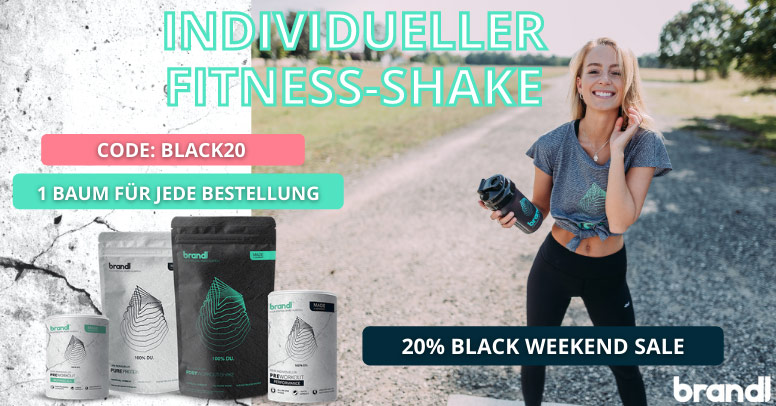 Brandl Nutrition Black Friday 2020