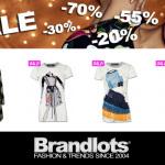 Bis zu 80% Rabatt auf Desigual + Gratis BAG im Online-Shop von Brandlots