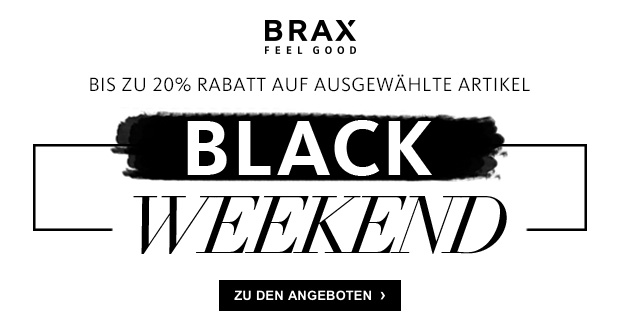 Brax Black Friday 2018