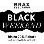 Jetzt bei Brax: Ausgewählte Saisonartikel zum Black Friday bis zu 20% reduziert