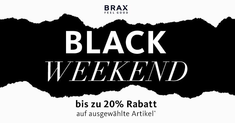 Brax Black Friday 2019