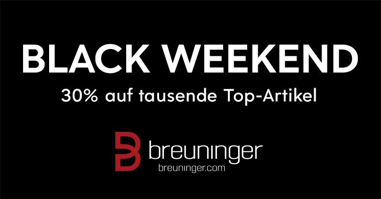 Breuninger Black Friday 2019