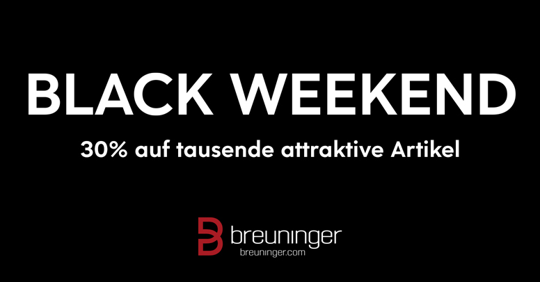 Breuninger Black Friday 2020