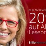 Nur heute – 20% auf alle Lesebrillen im Online-Shop von BrilleGesucht.de
