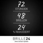 Black Friday bei Brille24 – 72 Stunden – 48 Brillen – 24% Rabatt
