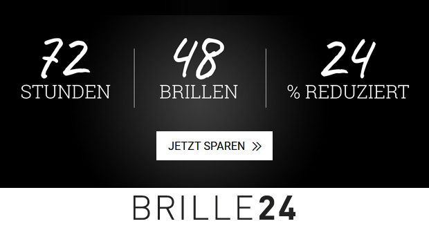 Brille24 Black Friday 2018