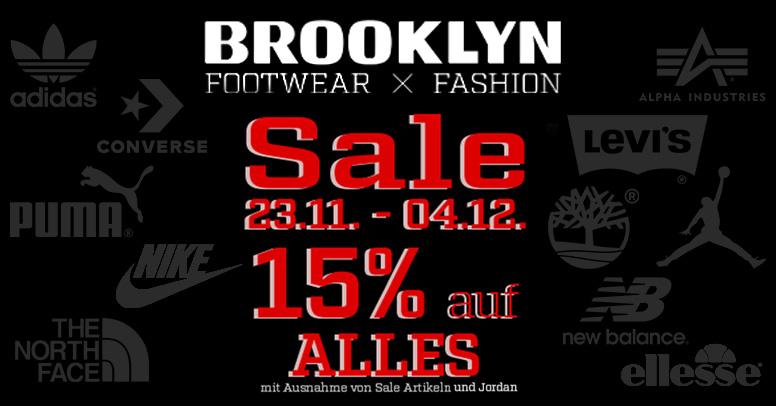 Brooklyn Fashion Black Friday 2020