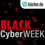 Black-Cyber Week auf buecher.de – Jetzt shoppen und bis zu 20% Rabatt erhalten