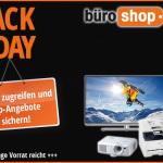 büroshop24 bietet zum Black Friday sieben Top-Seller zu vergünstigten Preisen an!