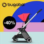 Bugaboo Black Friday – Spare jetzt bis zu 40% auf ausgewählte Kinderwagen