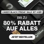 Black Friday Sale bei Bulk Powders – Bis zu 80% Rabatt auf alles + gratis Zugaben