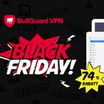 Schütze deine Online-Aktivitäten jetzt – 74% Rabatt auf Bullguard VPN