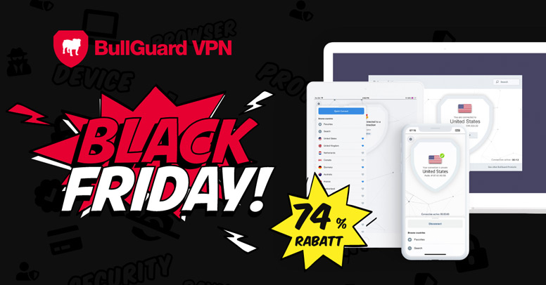 Bullguard VPN Black Friday 2019