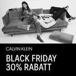Calvin Klein Black Friday Offer – 30% Rabatt auf ausgewählte Produkte und Styles