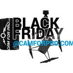 Kameras, Drohnen, Zubehör und mehr bis zu 70% reduziert auf camforpro.com