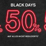 Black Days im Store von Camp David & Soccx – Spare 50% auf alles nicht reduzierte