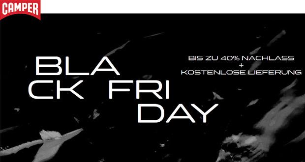 Camper Black Friday 2018