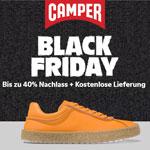 Black Friday bei Camper – Bis zu 40% Nachlass und kostenlose Lieferung