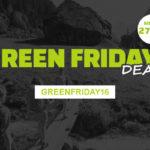 Hole dir 15% Extrarabatt beim GREEN FRIDAY vom Outdoor-Ausrüster Campz!