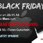 Black-Friday Rabatte auf alle Macs bei Cancom