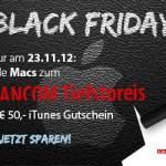 Black-Friday Rabatte auf alle Macs bei Cancom